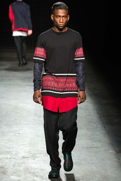 Casely-Hayford, Look #2