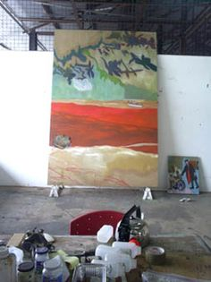 Garageland 4 - Peter Doig