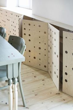 + DIY - Cheese holes as ventilation and design elements ...