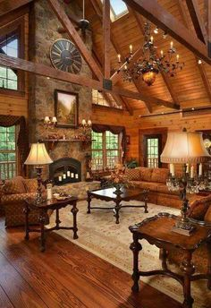 Urban modern Interior Design for Your Home & DIY – Love at Decoration Rustic Home Design, Home Design Decor, Modern Interior Design, Interior Design Living Room, House Design, Modern Decor, Rustic Decor, Rustic Charm, Design Ideas