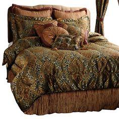 Highgate Manor Zanzibar 10-piece Comforter Set at HSN.com.