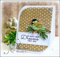 Lovely Linda's Craft Central!!: Flourishes Free for All Friday Blog Hop - Twine, Burlap or Cork #Flourishes LC #WinterBirds @Flourisheslc.com #stamping @chameleonpens @SBAdhesivesby3L @imaginecrafts @want2scrapco @spellbinders #teamspellbinders #lovelylinda #lindalucas #cardmaking #DIY #handmade #paperart #lindadt #winterbirds #beverlycole #floral #bling #birds #chickadee