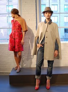 from the fall 2011 collection by J. Crew