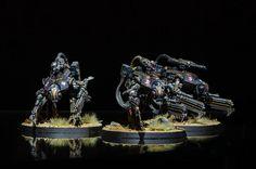 Pre-Heresy Dark Angels Vorax Automata   par mikko.pyhajarvi