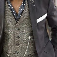 men's fashion details | accessories