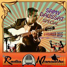 Samy Daussat , 3 Fevrier 2015, in www.radiomanouche.com
