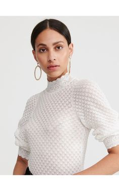 Sweaters — the newest RESERVED collection Pullover, Crochet Top, Jumper, Fashion Beauty, This Or That Questions, Stuff To Buy, Collection, Tops, Women