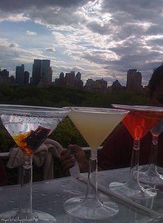 Rooftop Cocktails @ Met