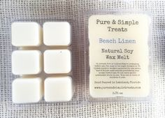 A personal favorite from my Etsy shop https://www.etsy.com/listing/251212561/3-six-packs-natural-soy-wax-melts