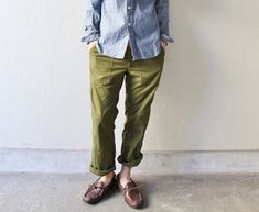 engineered garments fatigues; my novey would LOVE!!!!