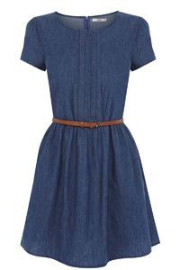Harriet Denim Dress