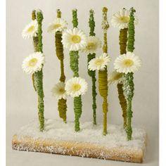 Ontdek ons bloemstuk van de maand! | Let it snow...