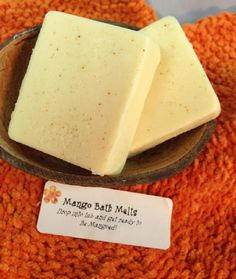Mangoed Bath Melt Recipe | The Ponte Vedra Soap Shoppe, Raw Materials for Bath & Body