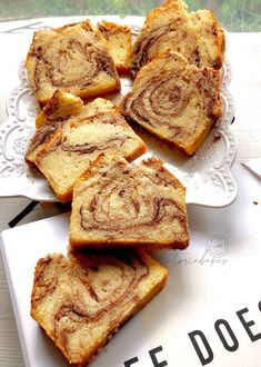 the perfect marble swirl cake 完美的云石蛋糕 – Victoria Bakes Wheat Bread Recipe, Bread Recipes, Baking Recipes, Cake Varieties, Swirl Cake, Marble Cake, Loaf Cake, How To Make Homemade, Quick Bread