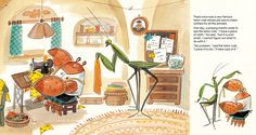 The Busy Tailor Crab - by Bingbo, illustrated by Gumi (Starfish Bay Publishing)