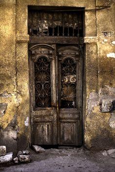 Old Door in Cairo