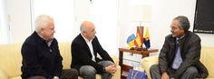 """Bulahi Mohamed Fadel considera que Rabat ha sido """"irresponsable"""" al despreciar las declaraciones deBan Ki-moon y opinaque """"Marruecos amenaza la paz y la seguridad en el norte de África""""El ministro saharauisostiene que Marruecos ha desplegado amás de 100.000 soldados a lo largo del muro marroquí, por lo que el Frente Polisario ha declarado la alerta a sus fuerzas"""