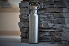 Stainless Steel Bottle. Durable. Reusable. Recyclable. Your Travel Buddy - Made To Last Forever http://www.amazon.com/KEG-ALFRESCO-Vacuum-Insulated-Tumbler/dp/B00TTBURZ4