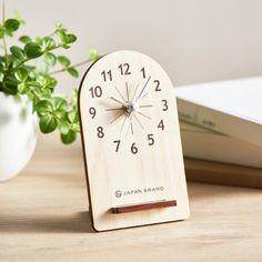 Wall Clock Wooden, Wood Clocks, Wood Laser Ideas, Home Decor Hooks, Diy Projects For Men, Desktop Clock, Laser Cutter Projects, Laser Cut Patterns, Diy Clock