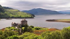 Castles in the Scottish Highlands and Skye