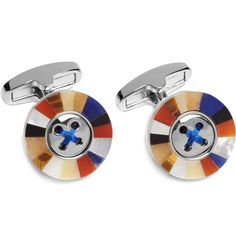 Paul Smith Shoes & Accessories  Button Metal Cufflinks  http://rstyle.me/fv493gb82e