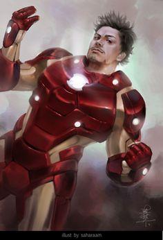 Ironman/Tony Stark