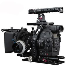 TILTA TT-C300-4 19MM Dslr rig Cage Kit with Handle For Canon C300/C500 Camera