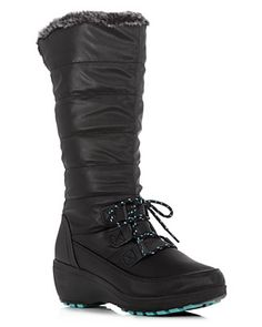 Khombu Ashton Cold Weather Tall Boots