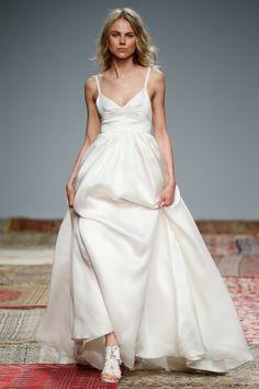Houghton 2016 Bridal Kollektion Barcelona Bridal Fashion Week http://www.hochzeitswahn.de/inspirationsideen/houghton-2016-bridal-kollektion/ #weddingdress #fashion #style