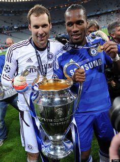 Chelsea Fans, Chelsea Football, Uefa Champions League, Football Players, Munich, London England, Premier League, Blues, Soccer