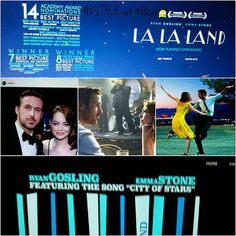 CULTURE. MOVIE... LA LA LAND PREMIERE 13.1.2017..... WATCH My BLOG, LOGO here now 31.1.2017 LOVELY, Touching&Awesome Romantic, MUSICAL-Dramamovie. RECOMMENDED. 7 Golden Globe PRIZE, 14  OSCAR NOMINATED, How many Vin? We know end Febryary. SEE U. SMILE @finnkino_fi  #movie #movieworld @goldenglobe @oscars #vinner #prizes #culture #world #musical #romantic #drama #lovely❤  #recommended #lovely #blog #blogilates #blogi #hxstyle