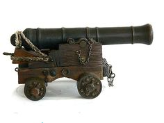 ship cannons - Google Search