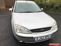2002 ford mondeo zetec 2.0 TDCI 5 speed #ford #mondeo #forsale #unitedkingdom