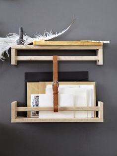 Ikea hacks on pinterest ikea hacks ikea and spice racks for Ikea belt hanger