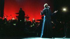 Gustavo Cerati, sinfonico en el Teatro Colón. En el año 2002. (Gustavo Correa)