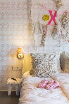 Le Modez hôtel relooké par des designers de mode | ATELIER RUE VERTE le blog