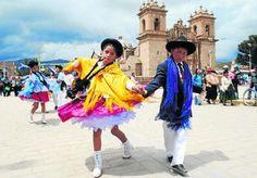 Ayavireños realizaron concurso de Marinera y Pandilla Puneña | Diario Correo