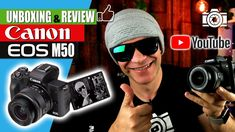 La mejor cámara para youtube 2021 Canon M50 Youtube, Mens Sunglasses, Videos, Beds, Get Well Soon, Men's Sunglasses, Youtubers