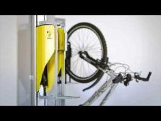 PARKIS  - スペースGiedreにより自転車リフトを保存 - キックスターター