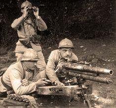 BlitzKrieg :: Voir le sujet - caractéristiques canon français 37mm modèle 1916