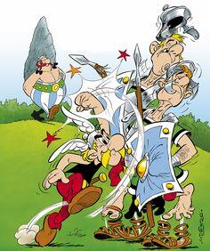Il y a 39 ans disparaissait l'immense René Goscinny, le papa d' Astérix et Obélix, de Lucky Luke et d' Iznogoud... Découvrez ou redécouvrez ses chefs-d'œuvre en ligne avec izneo :