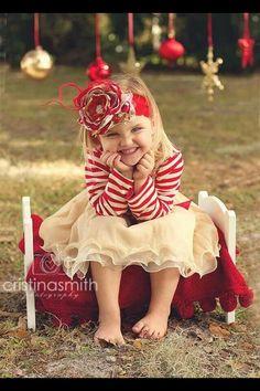 Cute Xmas Photo