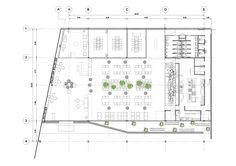 Imagen 17 de 19 de la galería de Vivarium / HYPOTHESIS + Stu/D/O Architects. Planta