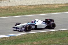 1996 Tyrrell 024 - Yamaha (Ukyo Katayama)