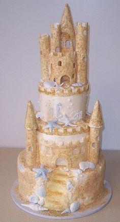 294093130_2c372efe02 sand castle cake