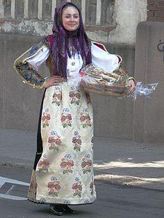 Costume di Pattada