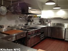 A Commercial Kitchen For Rent