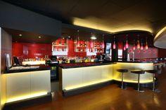 Showcase Cinema, Bluewater, London. Designed by Julian Taylor Design Associates for National Amusements UK.