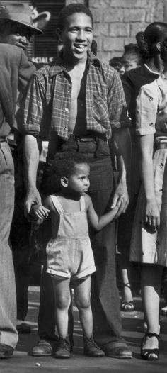 Untitled, Harlem, 1948, from Harlem Gang Leader.