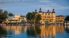 Schlosshotel Velden in Austria,
